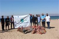 الجمعية الملكية لحماية البيئة البحريةتنهي فعاليات حملة نظفوا العالم 2020