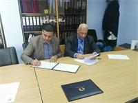 مذكرة تفاهم بين الجمعية الملكية لحماية البيئة البحرية وجامعه البتراء